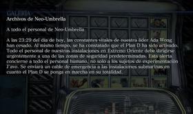 Archivos de Neo-Umbrella