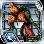 BIOHAZARD Clan Master - BOW card - Plant 43