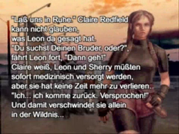 Claire Redfield Epilog