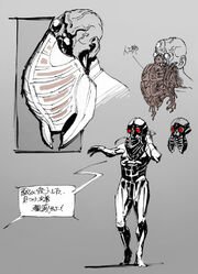 Neo Umbrella J'avo Concept Art 9
