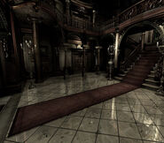 REmake background - Entrance hall - r106 00112