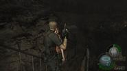 Re4 screenshot cliff