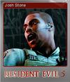 Resident Evil 5 Biohazard 5 Foil 6
