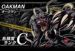 BIOHAZARD Clan Master - Battle art - Oakman