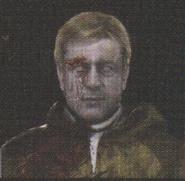 Degeneration Zombie face model 33