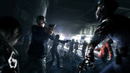 Resident Evil 6 Wallpaper (Steam) 7