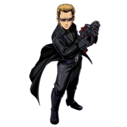 Albert Wesker RE5 Clan Master4