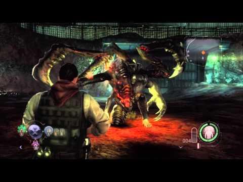 Parasite Super Tyrant Resident Evil Wiki Fandom