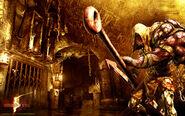 Resident Evil 5 - Lost in Nightmares wallpaper