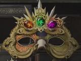Máscara Elegante