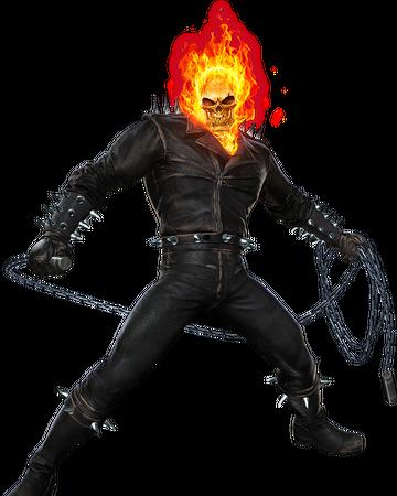 Ghost Rider Resident Evil Wiki Fandom