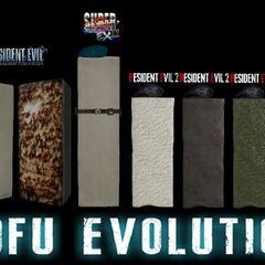 Эволюция моделек Тофу (и других сырков)