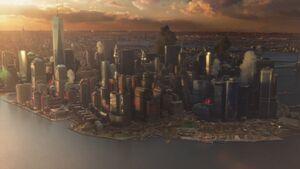 New York Bioterrorist Attack