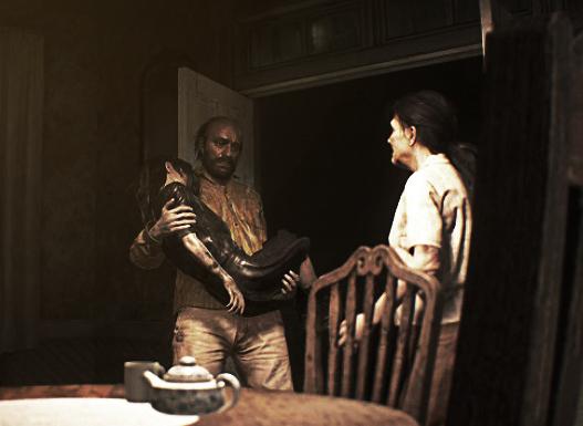 Marguerite Baker Resident Evil Wiki Fandom
