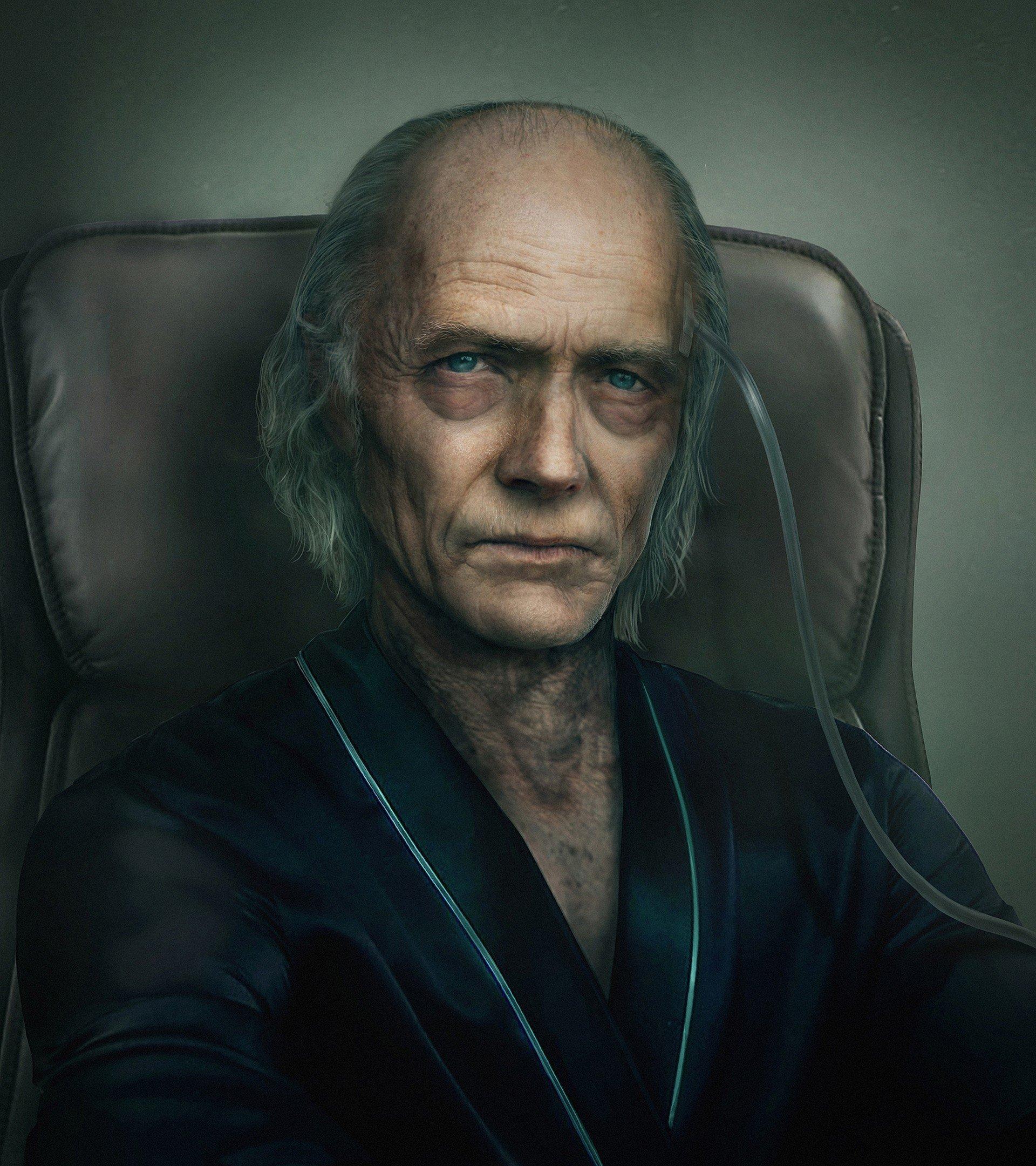 Oswell E. Spencer, Earl Spencer | Resident Evil Wiki | Fandom