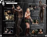 Resident Evil 4 Web Manual PS4 4