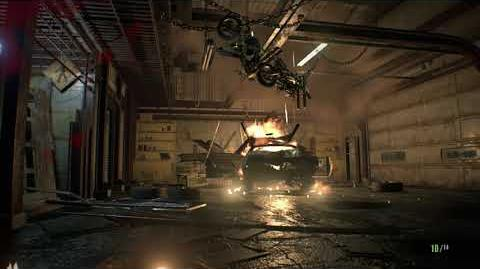Resident Evil 7 biohazard all scenes - Garage ending scene