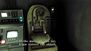 Resident Evil CODE Veronica - workroom - examines 13-2
