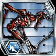 BIOHAZARD Clan Master - BOW card - Anubis