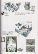 BIOHAZARD THE UMBRELLA CHRONICLES ART OF ARTS - page 099