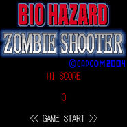 BIO HAZARD ZOMBIE SHOOTER - screenshot 1