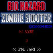 BIO HAZARD ZOMBIE SHOOTER - screenshot 1