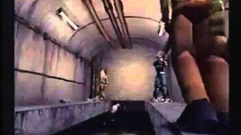Biohazard 2 Prototype - Saturn Trailer 1997