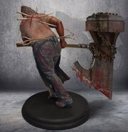 Hollywood Collectibles Group - HCG Exclusive Executioner Majini 3