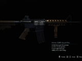 Infinite CQBR Assault Rifle