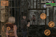 RE4 Mobile Screenshot 1