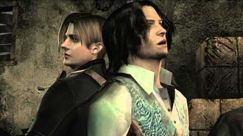Resident Evil 4 all cutscenes - Chapter 1-2 Opening