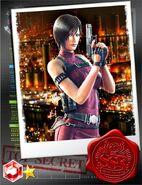 Ada Wong BIOHAZARD Team Survivor RE Darkside Chronicles