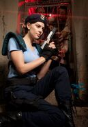 Julia Voth as Jill Valentine 20