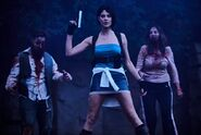 Julia Voth as Jill Valentine 28