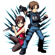 Leon & Ada RE2 Clan Master