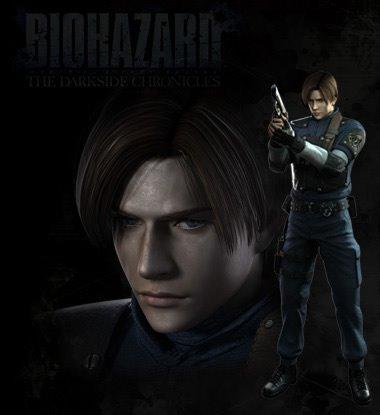 Image Leon The Darkside Chronicles Jpg Resident Evil Wiki