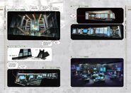 Resident Evil Revelations Artbook - page 22