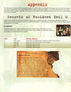 Resident Evil Zero Official Strategy Guide - page 136