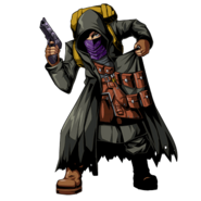 BIOHAZARD Clan Master - RE4 Merchant 01