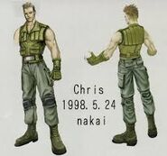 Chris CV concept art