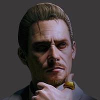 Derek C Simmons Portrait RE6