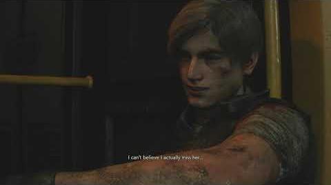 Ending (Leon 1st)