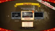 RESIDENT EVIL 7 biohazard Jack's 55th menu stage