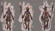 Resident evil 5 conceptart bxhaK