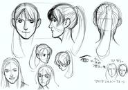 BH2-Elza 1.5 Face sketch