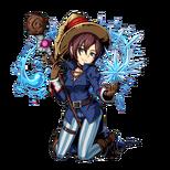 Biohazard Clan Master X Final Fantasy Brigade - Ada Wong