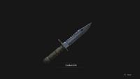 CombatKnifeRE2Remake