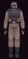 Hunk in Resident evil 2
