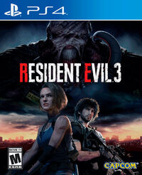RE3 remake PS4