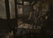 Resident Evil Zero Grenade Launcher location 2